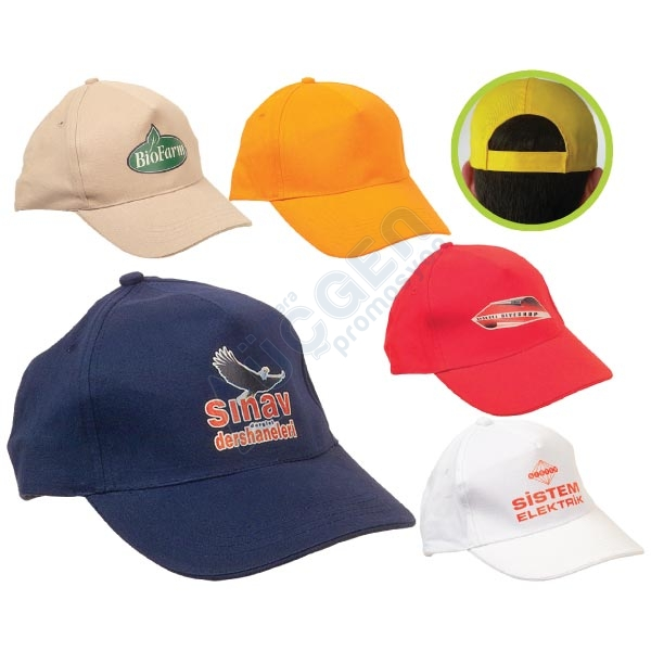 Hediye 1.Kalite %100 Pamuk Şapka
