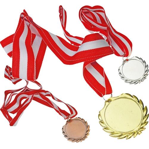 Hediye Kişisel ve Spor Madalyaları ALTIN BRONZ GÜMÜŞ