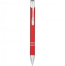 Ankara 0555-40 Metal Tükenmez Kalem Kırmızı