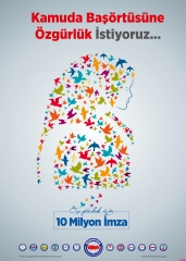 Ankara 70 x 100 cm 105 gr kuşe Afiş