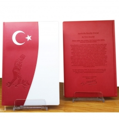 Ankara ATATÜRK  Tarihsiz Defter
