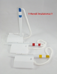 Ankara ESK-1 Spiralli Banko Masaüstü Kalem