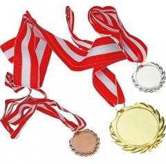 Promosyon Kişisel ve Spor Madalyaları ALTIN BRONZ GÜMÜŞ
