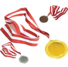 Promosyon Kişisel ve Spor Madalyaları ALTIN GÜMÜŞ BRONZ