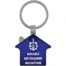 Ankara Lazer Baskılı Anahtarlık AN5610 Lacivert
