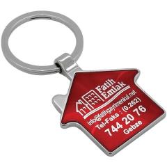 Lazer Baskılı Anahtarlık AN5610 (Tek Yön)