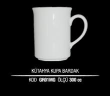 Ankara Porselen Kupa Bardak GR01MG (Seramik Değildir)