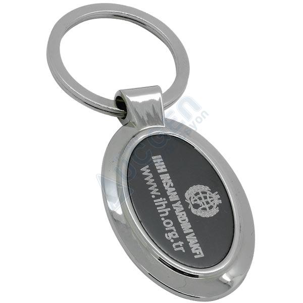 Hediye Lazer Baskılı Anahtarlık ÇY0017 (Çift Yön)