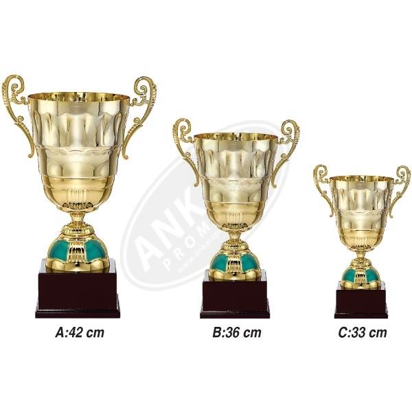 Hediye Spor Dalları İçin Kupalar 3155